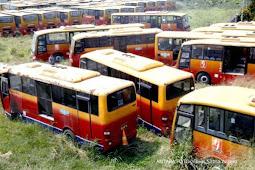 300 Bus Berlabel Transjakarta yang Terbengkalai di Bogor Adalah Milik PT. Adi Teknik Ecopindo