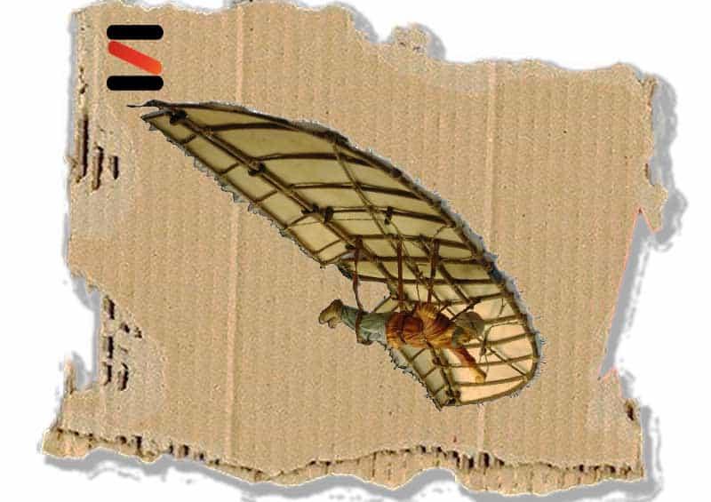 الطائرة الشراعية لعباس بن فرناس المخترع أول من طار على الأرض