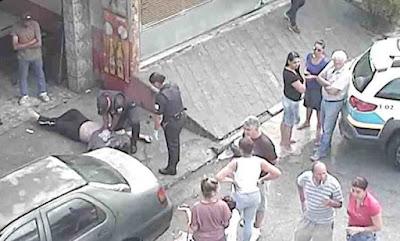 Guarda Civil de São Bernardo salva homem com parada cardíaca