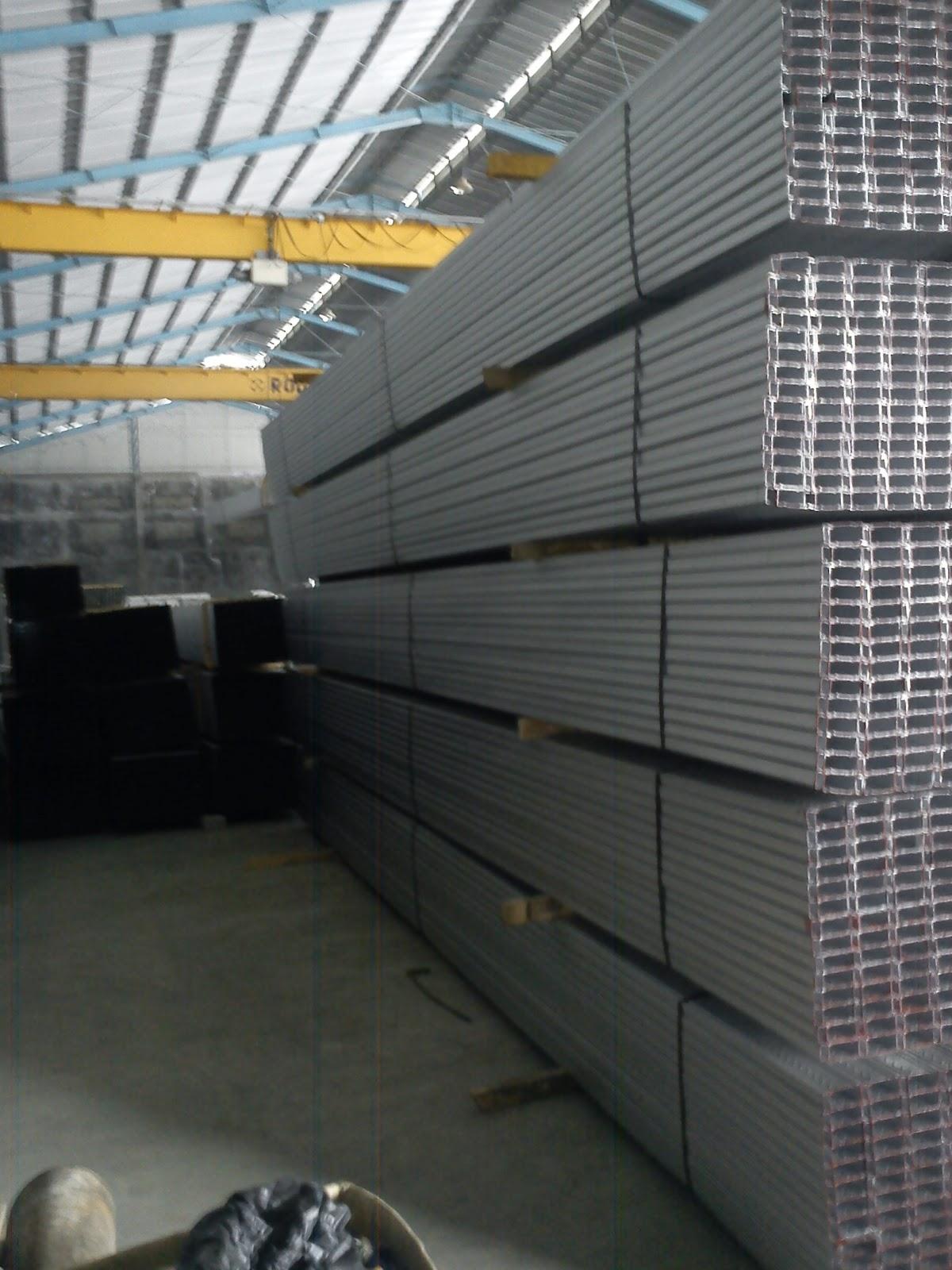 baja ringan plafon ringan, alumunium, gypsum, acp dan electrical ...