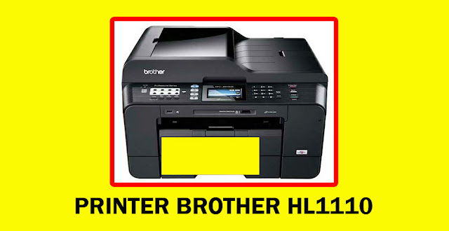 pRINTER bROTHER HL1110 TAHUN 2020