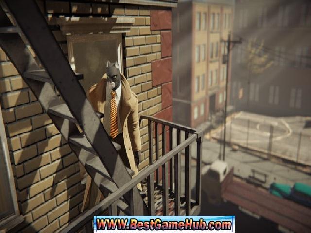 Blacksad Under The Skin Full Version Steam Games Free Download