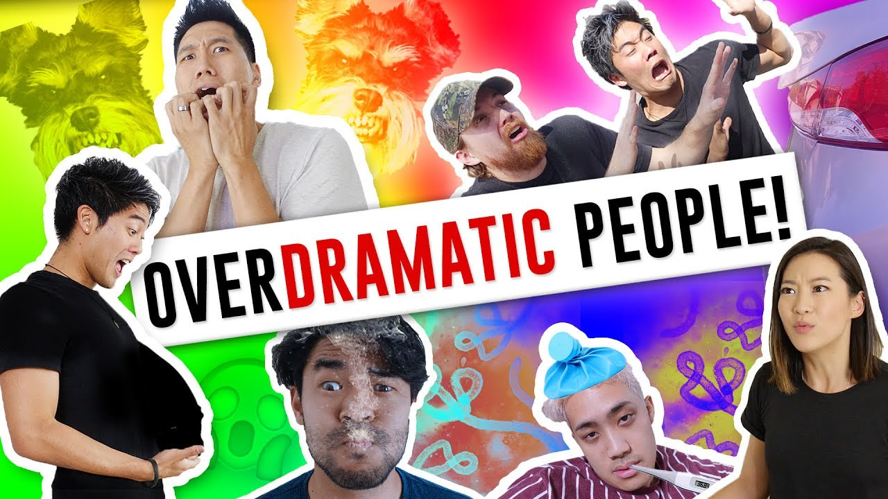 Over Dramatic People - Viral Video marketing