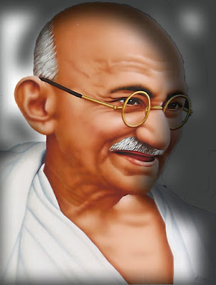 Mahatma Gandhi HD images for mobile wallpapers