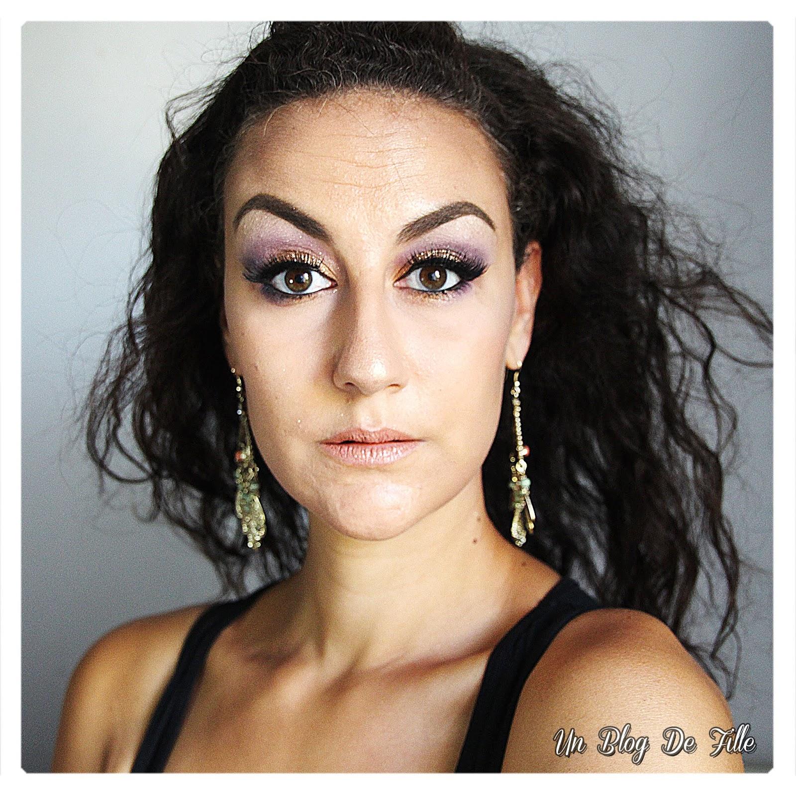 http://www.unblogdefille.fr/2018/07/maquillage-libanais-violet-et-dore-msc.html