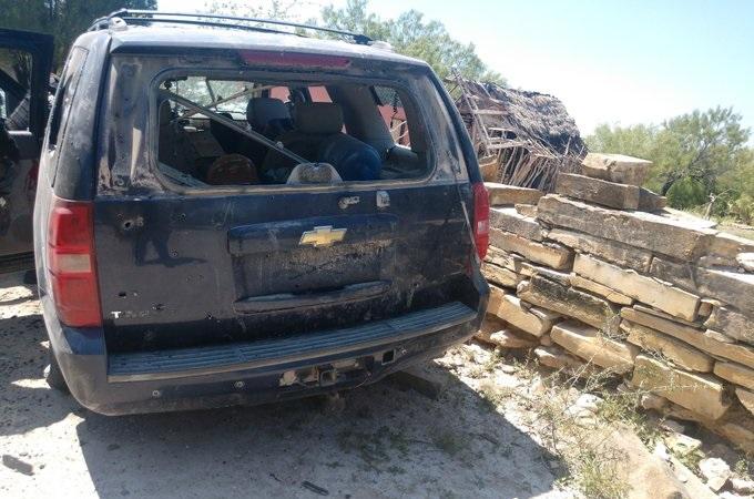 4 Cuazitos del CDN mueren a balazos al intentar emboscar a policias de Fuerza Civil