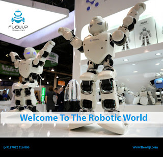 Welcome To The Robotics World