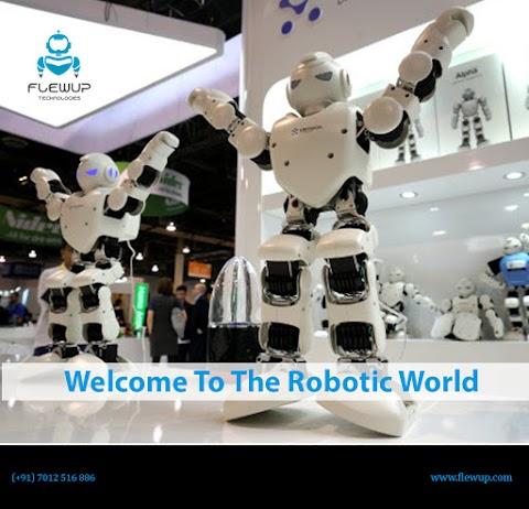 Welcome To The Robotics World