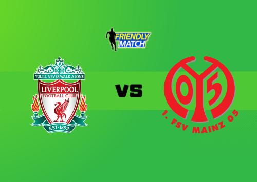 Liverpool vs Mainz 05  Resumen y Partido Completo