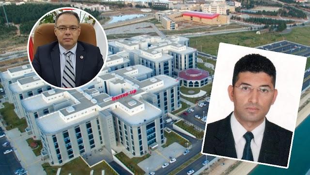 Harran Tıp'ın Başhekimi istifa edince yerine gelen açıklandı