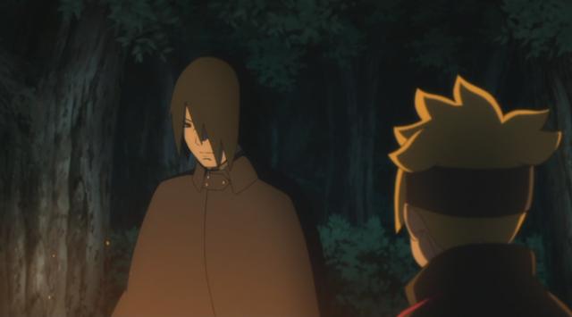 Anak Naruto Jadi Murid Tetap Sasuke di Manga Boruto?