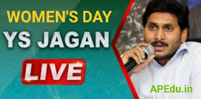 Today on the occasion of women's day CM prog.live telecast from 10:30 am to 12:30 pm