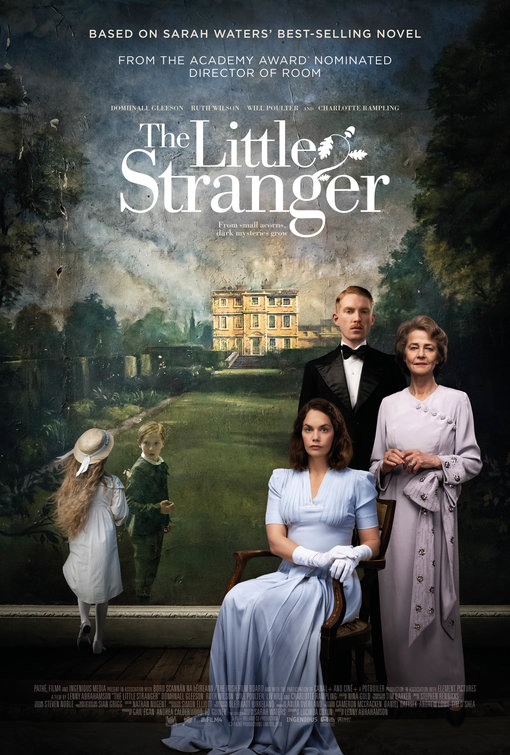 Little Stranger movie poster