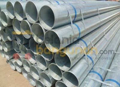 Produksi Pipa Galvanis Jakarta Termurah
