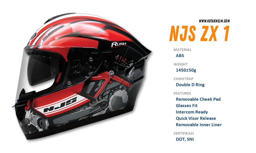 NJS ZX 1 Rush