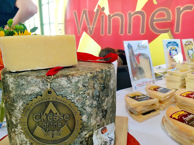 A Cheesy Affair at the Great Canadian Cheese Festival
