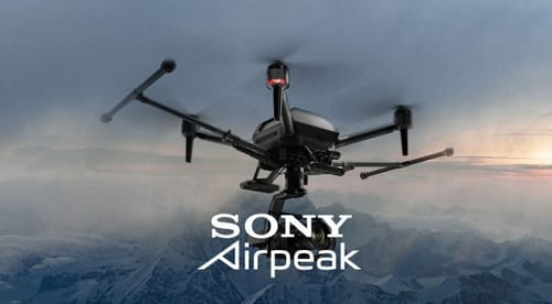 Sony launches Airpeak S1 professional drone