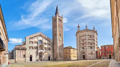 Parma,luoghi da vedere - gite e vacanze in Emilia