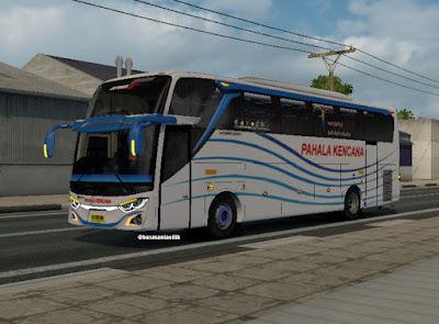 Livery Pahala Kencana Facelift For Jetbus3 Adudu Cvt Diny