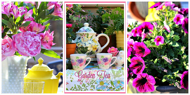 party, outdoor, tea, event, hosting, decorating, homemaking, garden, party,