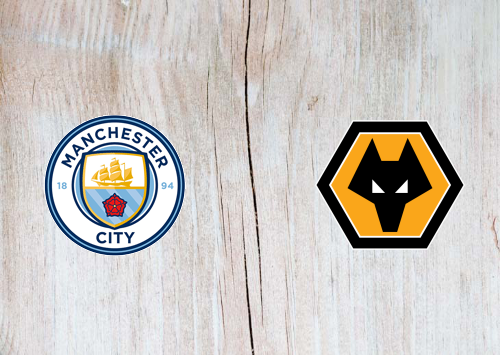 Man City Wolverhampton