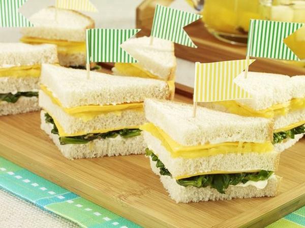 Petiscos Salgados para Copa do Mundo 2018 Brasil sanduiche natural