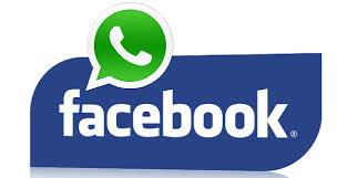 Facebook app to show whatsApp in it