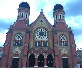 Ancienne synagogue de Zalaegerszeg en Hongrie