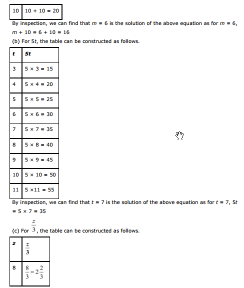 Ncert Maths Book Class 8 Solutions Chapter 11 - ncert