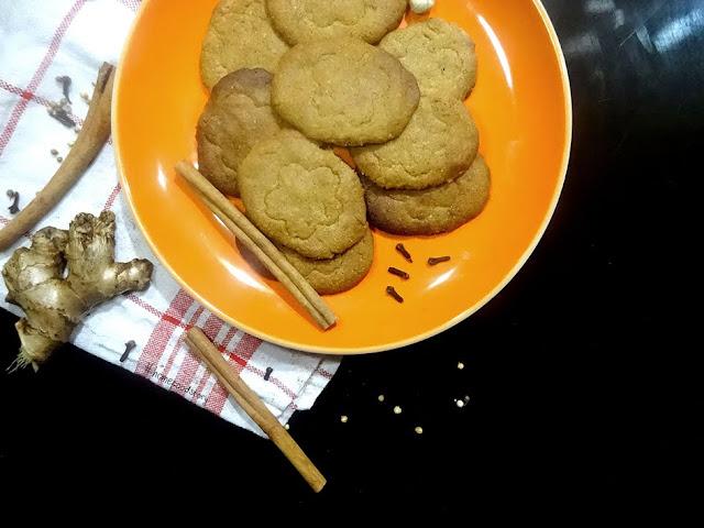 Niken's Speculaas Biscuit || homefoodstory.blogspot.com