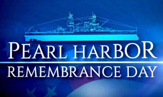Pearl Harbor Remembrance Day 2018 Messages, SMS, Greetings, Status for whatsapp and FB