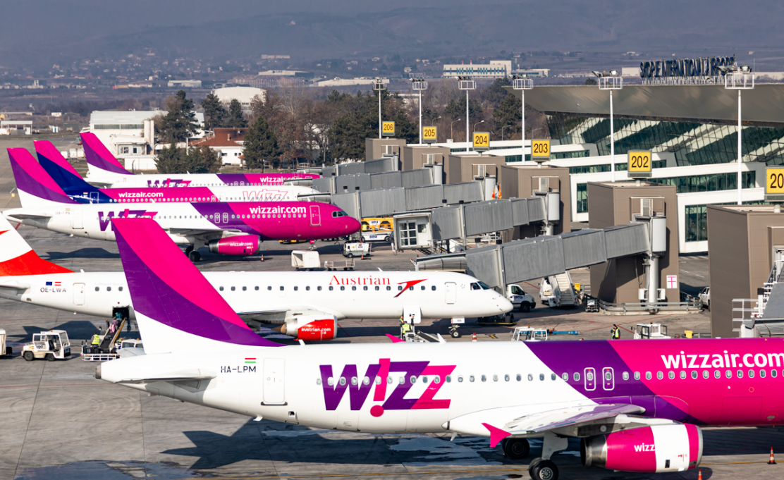 Wizz May Park Planes As More Ex Yu Routes Suspended