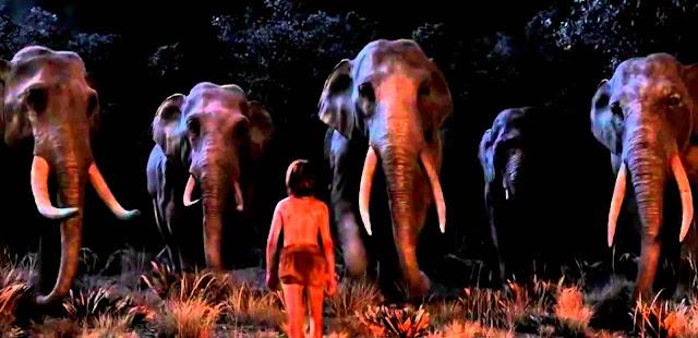 Mowgli and Hathi, The Jungle Book