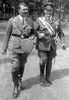 Adolf Hitler Hermann Goerring 1934 worldwartwo.filminspector.com
