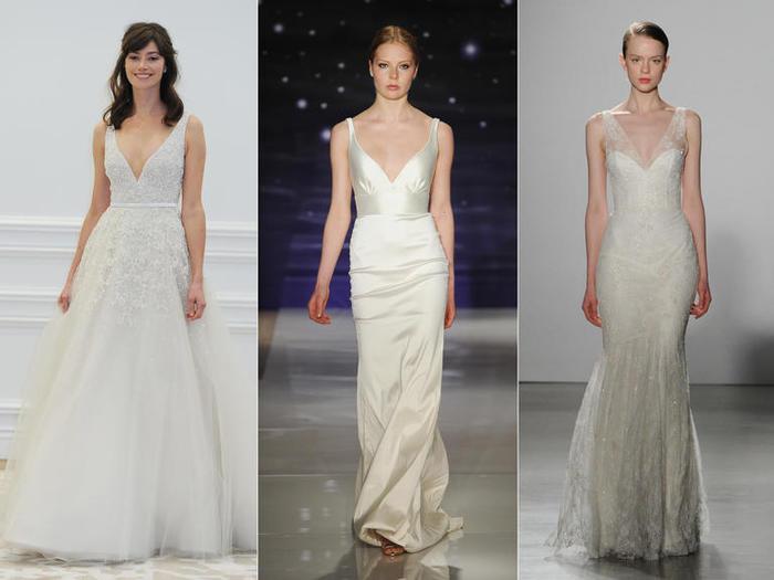 681513dc20a1758 Свадебные платья 2017: фото самых роскошных моделей - Ladiesvenue.ru