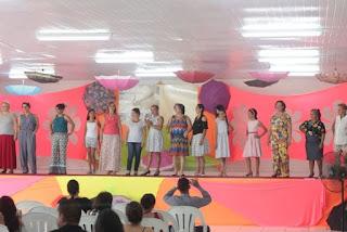 Fundo social de Pariquera-Açu realiza desfile de moda