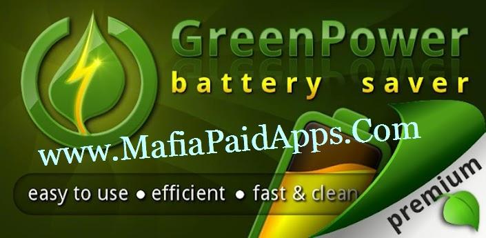 GreenPower Premium v9 21 [Patched] Apk | MafiaPaidApps com