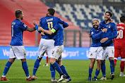 Italia vs Polandia: Bungkam Polandia, Gli Azzurri Kokoh di Puncak