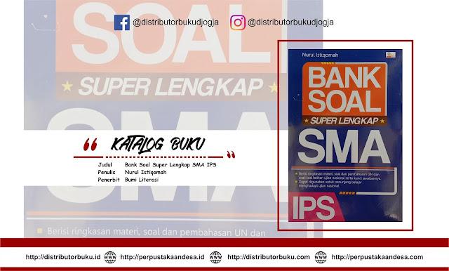 Bank Soal Super Lengkap SMA IPS