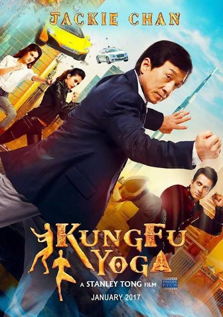 Film Kung-Fu Yoga (2017)