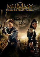 The Mummy: Tomb of the Dragon Emperor 2008 Dual Audio Hindi 720p BluRay