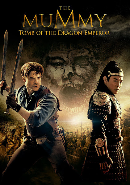 The Mummy: Tomb of the Dragon Emperor 2008 Dual Audio Hindi 720p BluRay Download