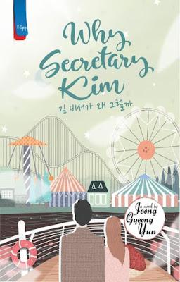 Why Secretary Kim by Jeong Gyeong Yun Pdf