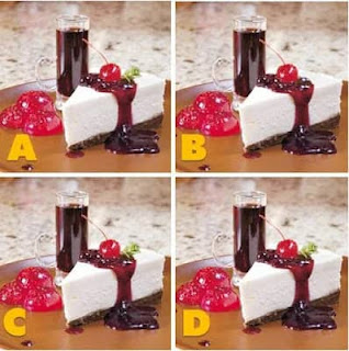 Quiz Diva Spot the Different Food Quiz Answers Image 1