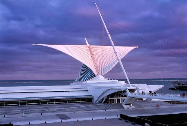 John Stefanidis Architecture Admire Santiago Calitrava