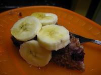 grilled oatmeal pan seared oatmeal healthy breakfast @ MyRandRSpace