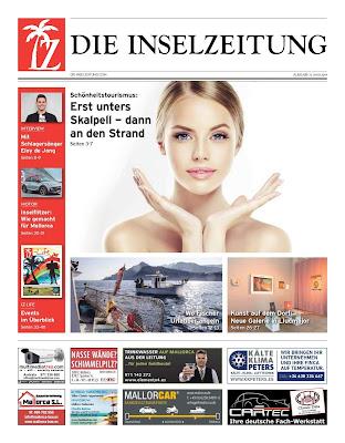 Reportaje de Inselzeitung Mallorca sobre Pescaturismo