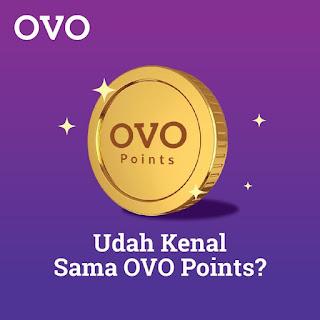 Cara menukarkan poin OVO ke Ovo cash dan ke saldo rekening bank