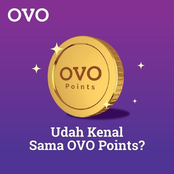 Tips Berhasil menukarkan poin OVO ke Ovo cash dan ke saldo rekening bank