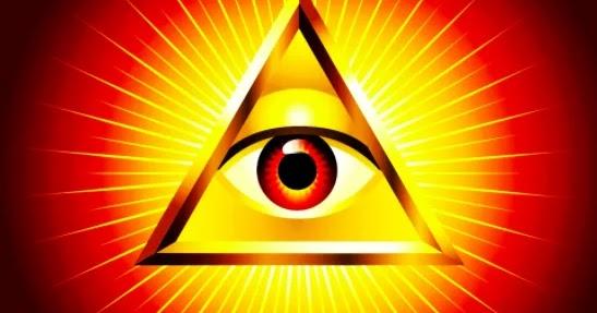 Что означает знак пирамиды с глазом?